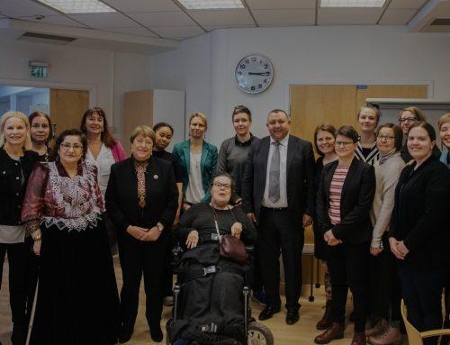 YK:n ihmisoikeusvaltuutettu tapasi suomalaisia kansalaisjärjestöjä